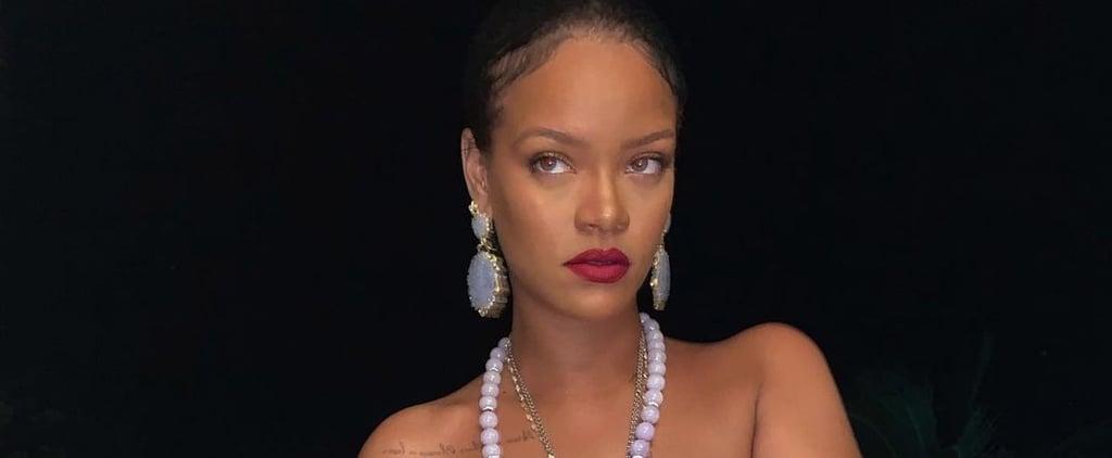 Rihanna Faces Backlash For Wearing Ganesh Pendant Topless