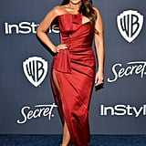 Adrienne Bailon at the 2020 Golden Globes Afterparty