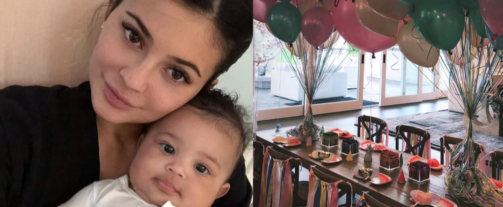 Stormi Webster's First Birthday Party Pictures