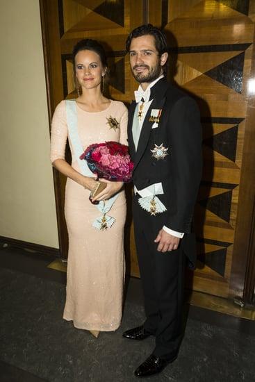 Princess Sofia Wearing ASOS Dress