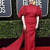 Olivia Colman at the Golden Globes 2020
