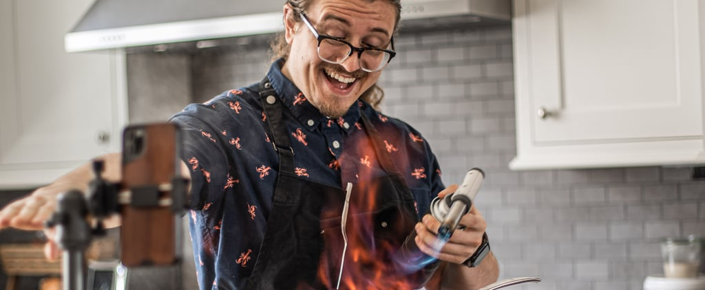See Joshua Weissman's Gourmet Food Videos With a Funny Twist