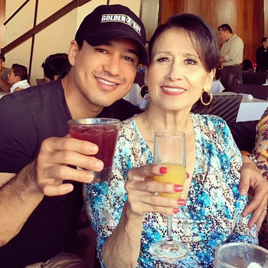 Mario Lopez Mother's Day Instagram Post 2017