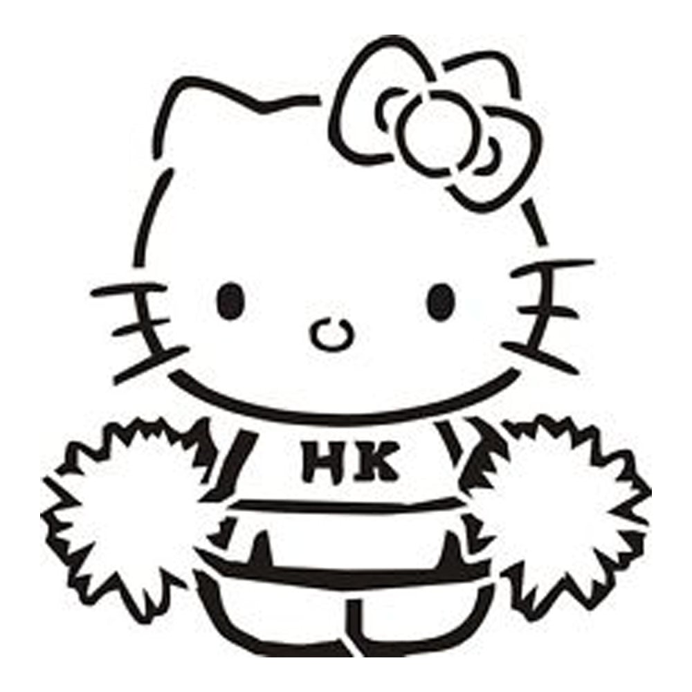 free hello kitty pumpkin templates popsugar tech photo 2