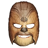 The Force Awakens Roaring Chewbacca Wookiee Sounds Mask