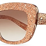 Kate Spade Ursula Glitter Cat-Eye Sunglasses ($175)