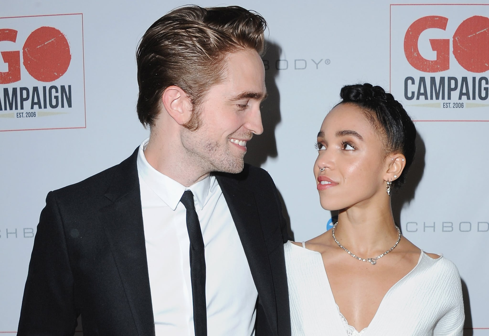 Who Is Rob Pattinson Currently Hookup