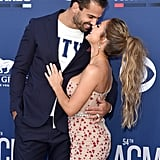Pictured: Eric Decker and Jessie James Decker
