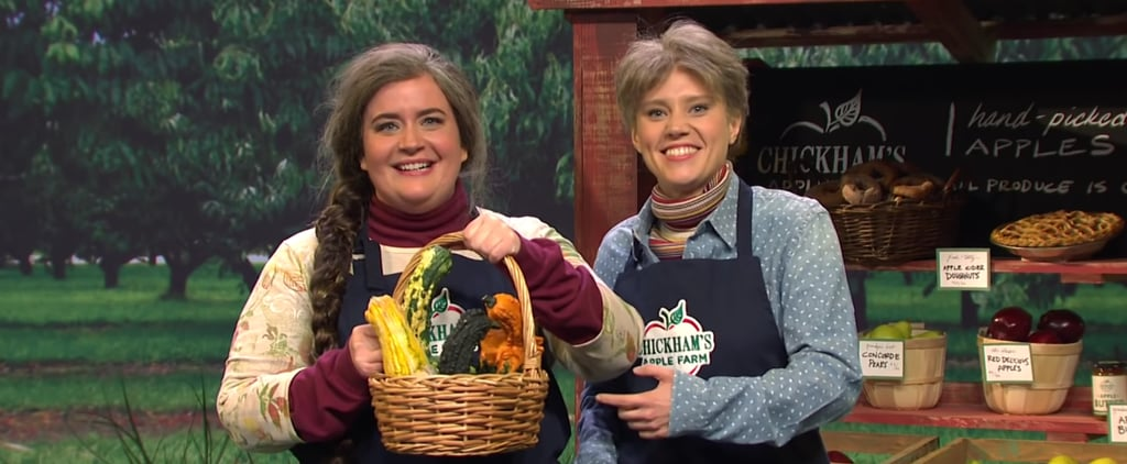 Autumn Saturday Night Live Skits