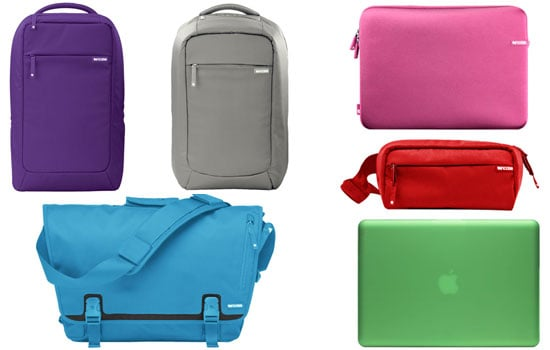 Incase New Spring Color Palette for Laptop Bags and Sleeves
