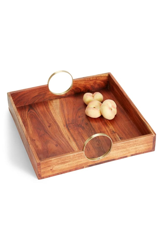Acacia Wood Serving Tray