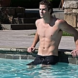 7. He Has a Swoon-Worthy Body