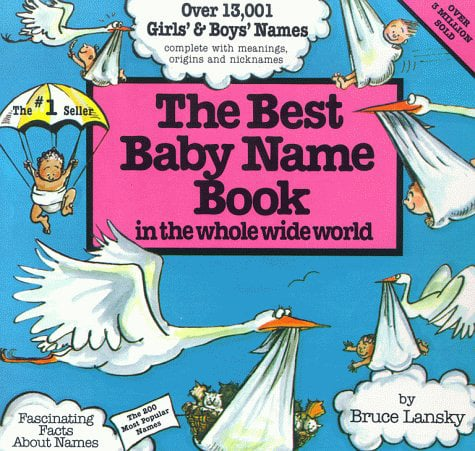 Stealing Baby Names