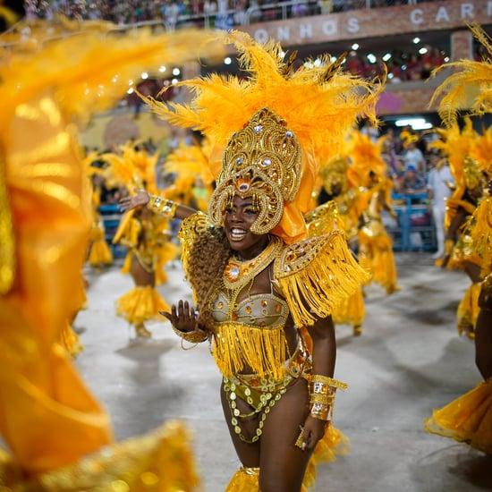 Rio de Janeiro's Carnival Costumes