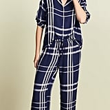 Rails Long Sleeve Trouser Pajama Set
