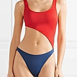 Solid and Striped The Jourdan Cutout Swimsuit