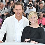Reese Witherspoon and Matthew McConaughey Reconnect in Cannes