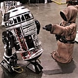 Another day, another droid malfunction.  Source: Flickr User gordontarpley