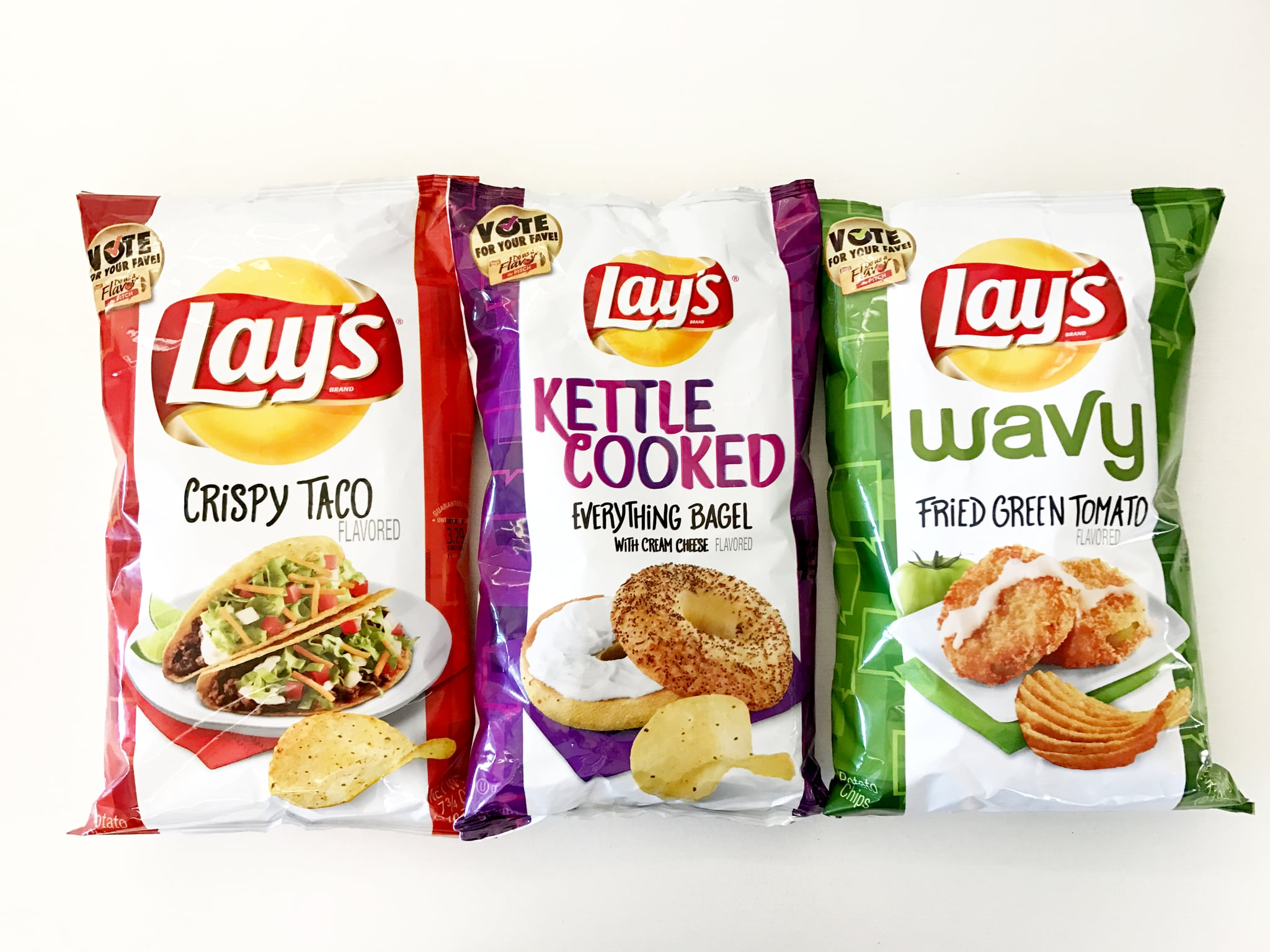Best New Lay's Flavor Contest Winner 2017 | POPSUGAR Food