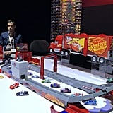 Disney Cars Super Track Mack
