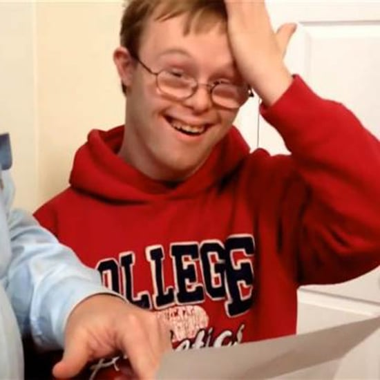 Boy With Down Syndrome Accepted to College