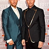 Luke and Matt Goss