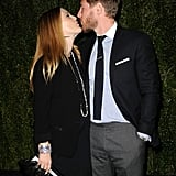 Drew Barrymore and Will Kopelman, 2014