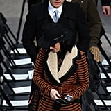Katy Perry and John Mayer attended the 2013 inauguration.
