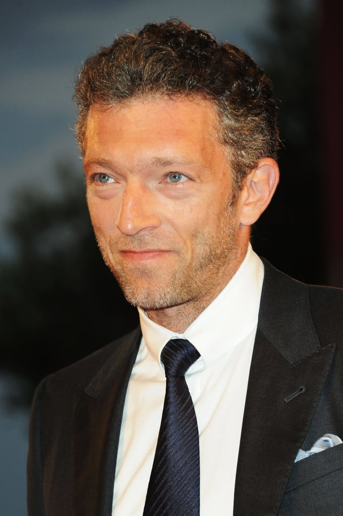Vincent Cassel on the ...