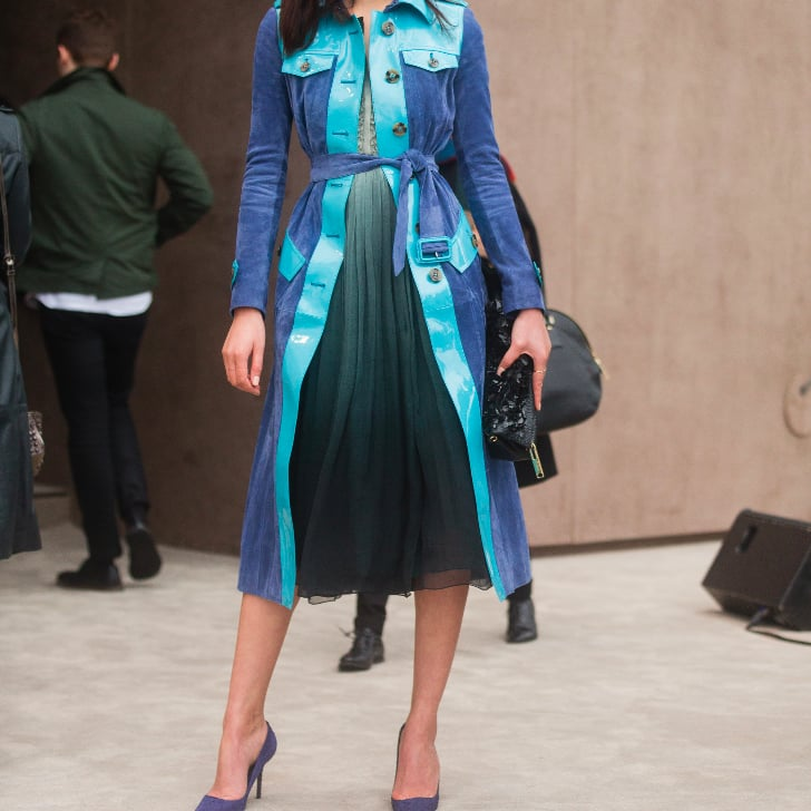 Blue On Blue Outfit Inspiration for Spring 2015