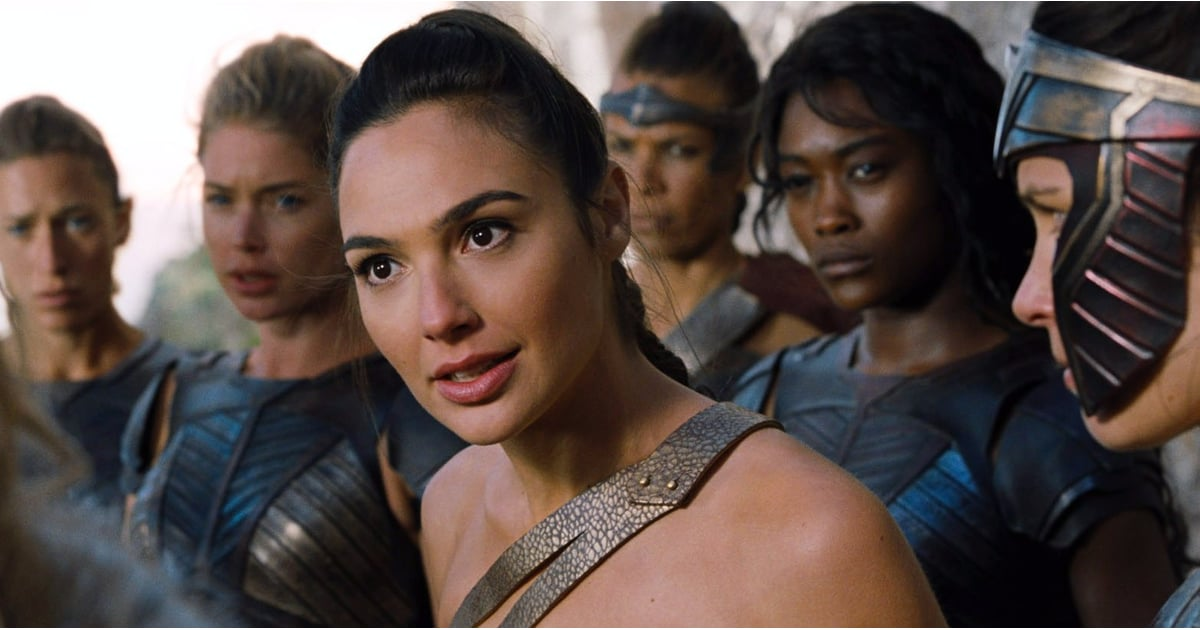 Who does wonder woman date in Australia