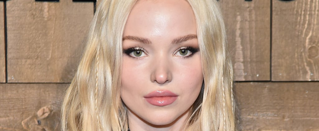 "Dove Cameron's New ""She"" Finger Tattoo"