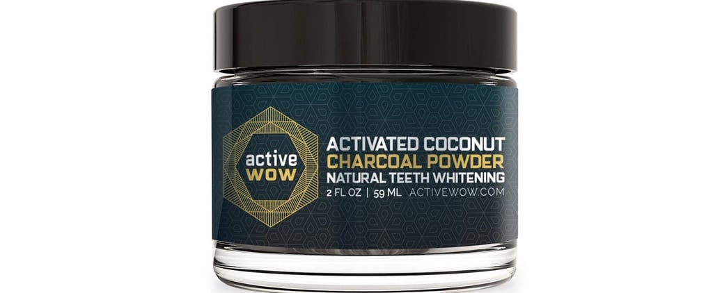 I Tried This Teeth-Whitening Charcoal From Amazon (It's a No. 1 Bestseller and Made My Grin Glow!)