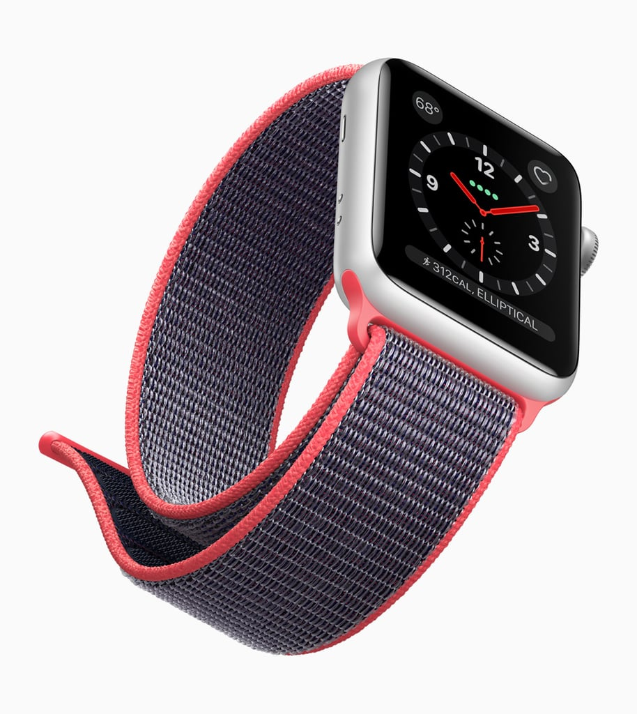It will also come with a new sports loop band option . . .