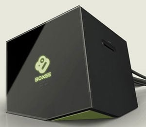 Boxee Streaming Movies