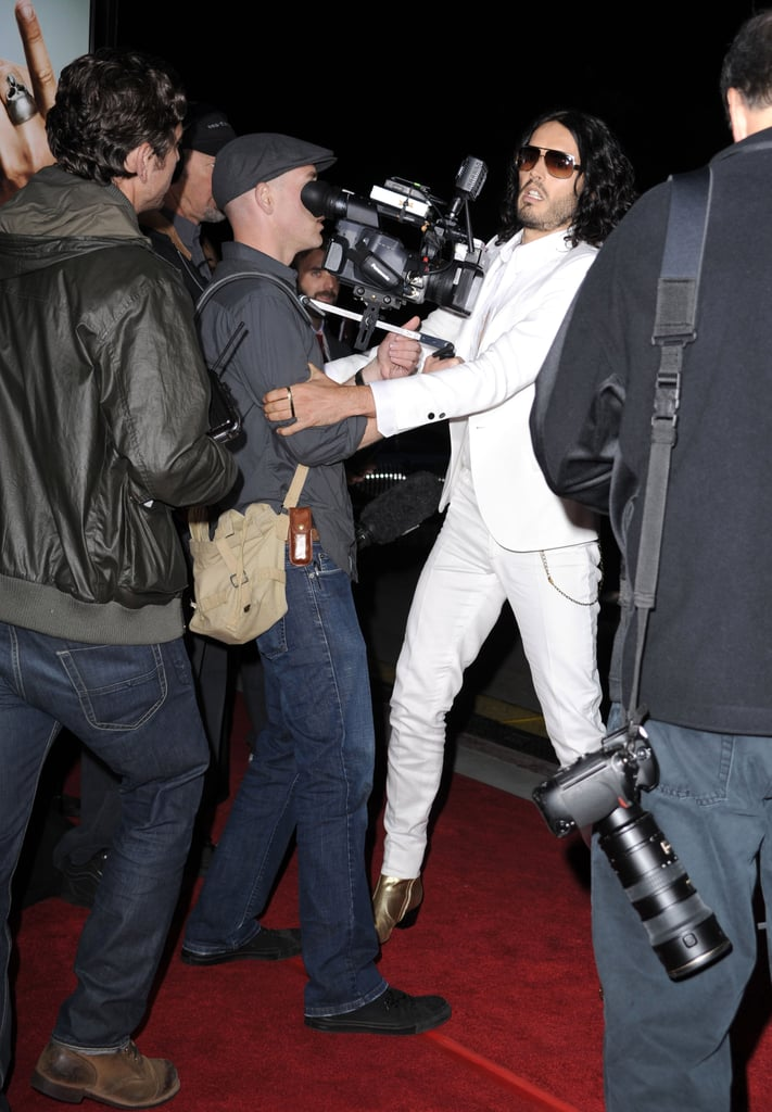 Pictures from Get Him to the Greek LA Premiere