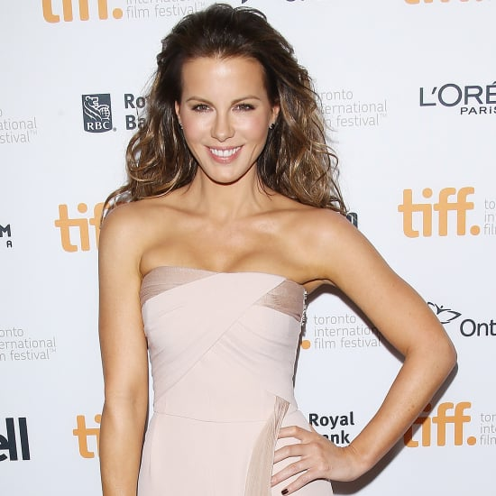 Kate Beckinsale in Azzaro Jumpsuit at Toronto Film Festival