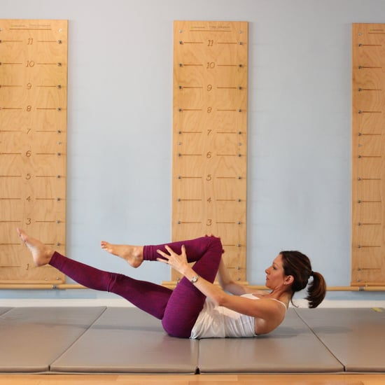 Best Pilates Ab Workout