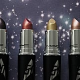 Lipsticks in Kling-It-On, Where No Man Has Gone Before, The Enemy Within, and LLAP ($18 each)
