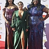 Pictured: Tamera Mowry, Adrienne Bailon, and Loni Love