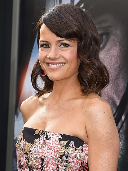 Why Carla Gugino Has Refused to Sleep Naked for 20 Years