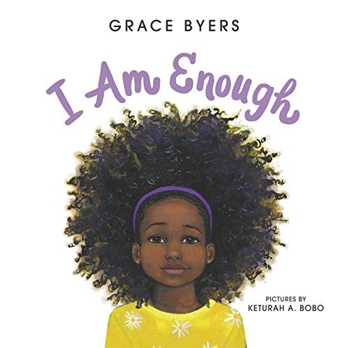 Ages 2-4: I Am Enough