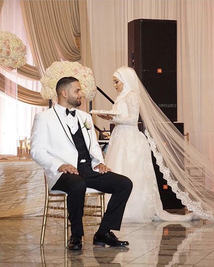 Celebrity Wedding Login: POPSUGAR Middle East Love