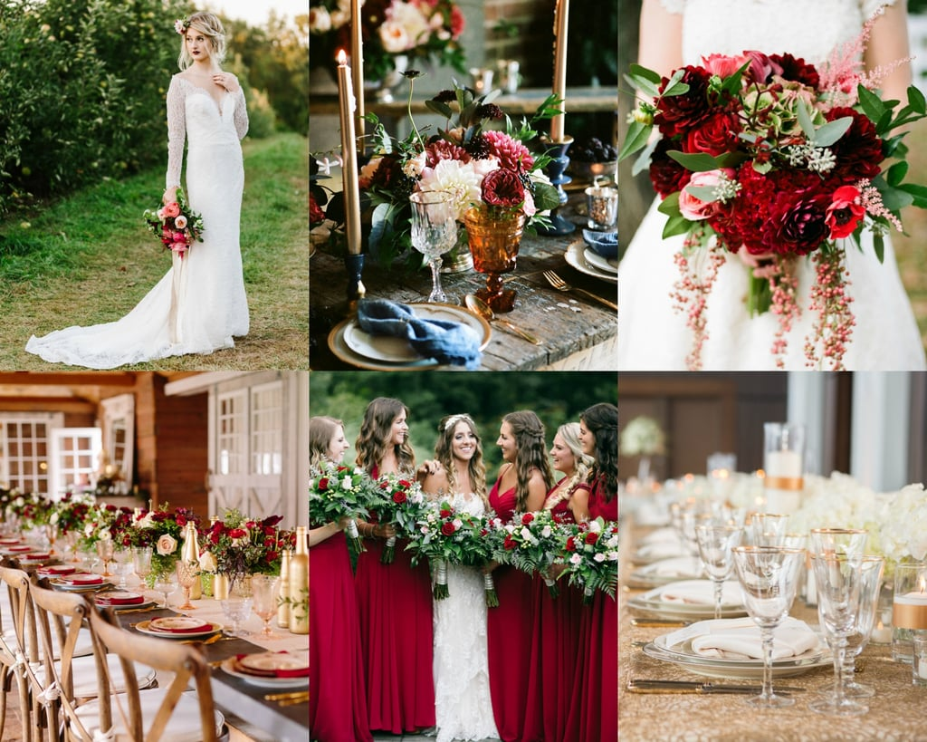 Gryffindor-Inspired Wedding
