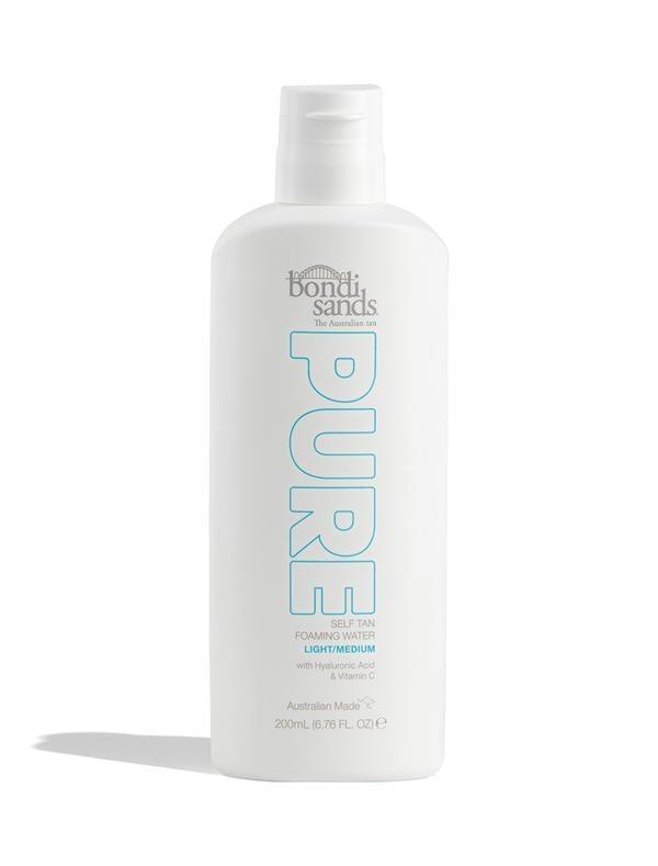 Bondi Sands Pure Self Tan Foaming Water