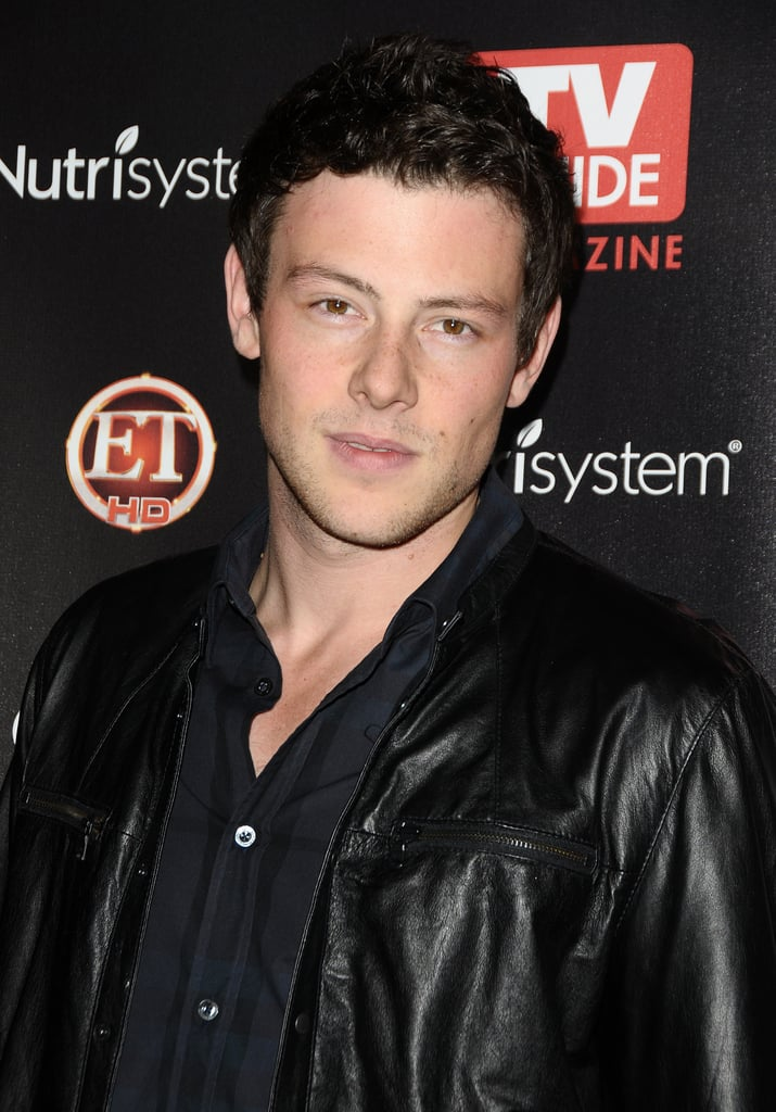 Glee Cast at TV Guide 2010 Hot List Party