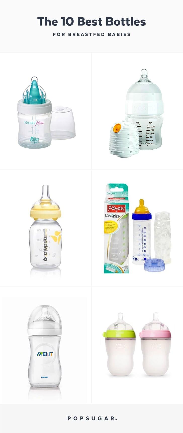 The Best Bottles For Breastfed Babies 2020