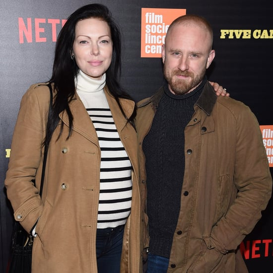 Laura Prepon and Ben Foster Welcome First Child