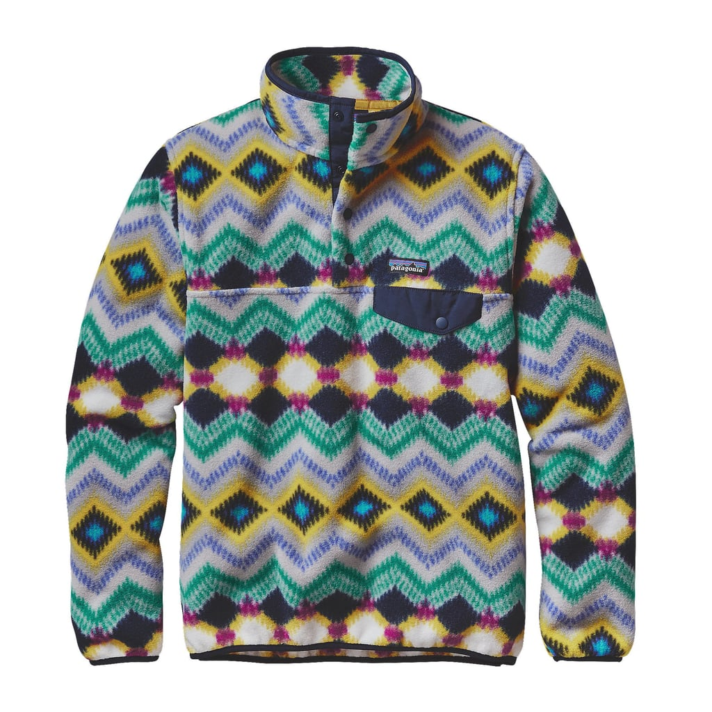 Patagonia's Synchilla Snap-T Fleece Pullover ($99)