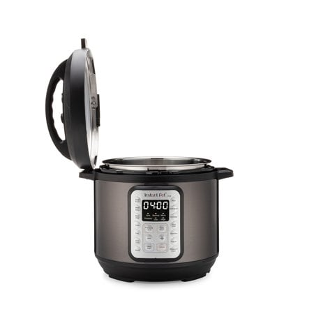 Instant Pot Stainless 6-Quart 9-in-1 Multi-Use Programmable Pressure Cooker